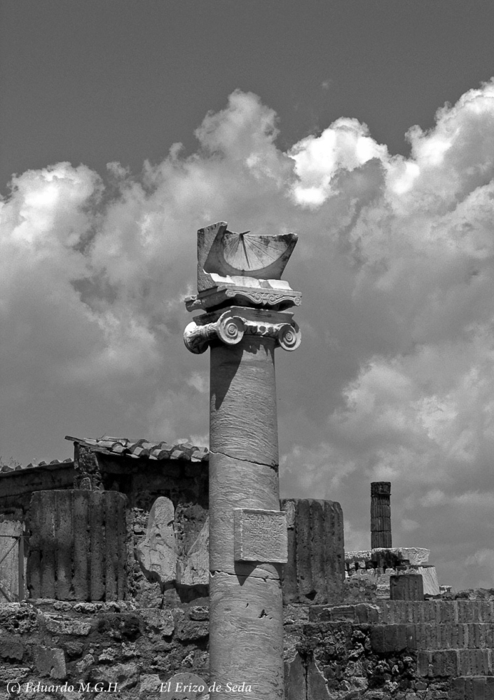 Pompei. Tempus Fugit