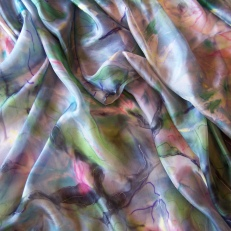 Fular de seda